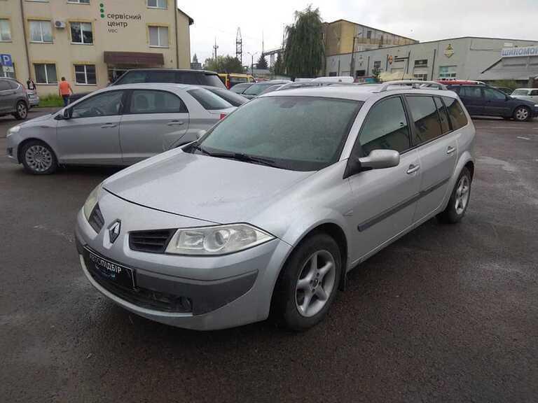 Renault Megane 2 2007 р.в. 1.5 dci
