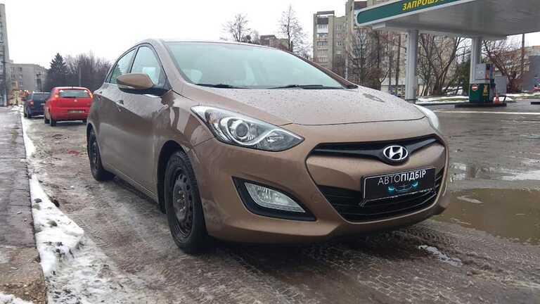 Hyundai I30 2012 1.6