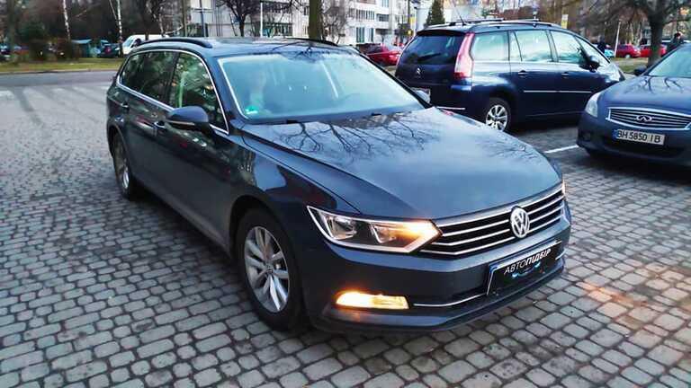 VW Passat B8 2014 р.в. 2.0 tdi 110 kwt АТ