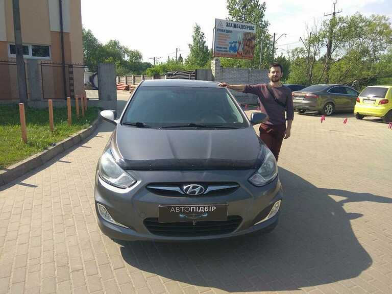 Hyundai Accent 2011р.в.