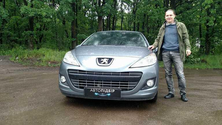 Peugeot 1.4 бензин АТ