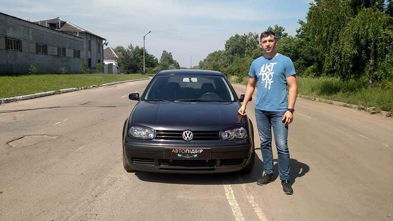 VW Golf 4 Дизель