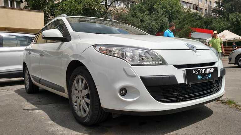 Renault Megane 2011 р.в. 1,9 дизель 130 к.с.