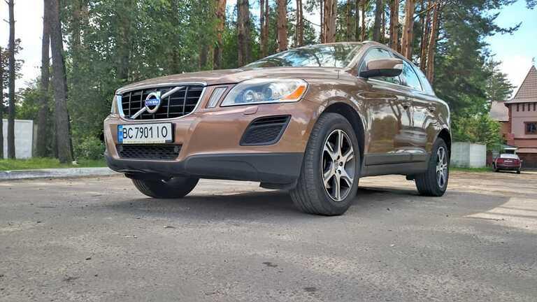 Volvo XC 60 2012р.в. 2.4 дизель