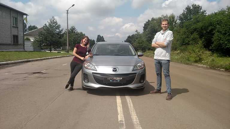 Mazda 3 2012 р.в.