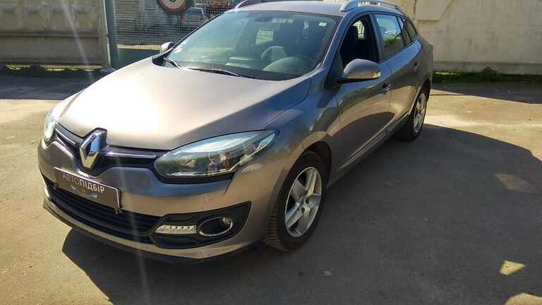 Renault Megane III 2014 р.в. 1.5 dci