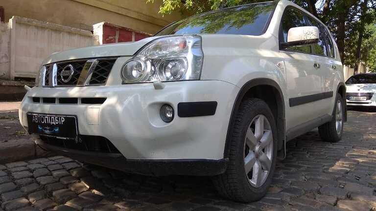 Це Nissan X-Trail 2008 р.в. з мотором 2.5