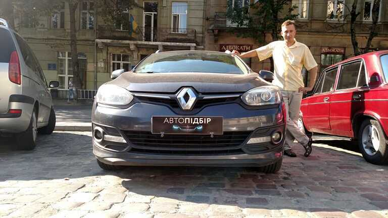 Renault Megane 2014 р.в.