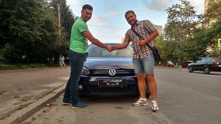 VW GOLF 6 2012 р.в. 2.0 tdi