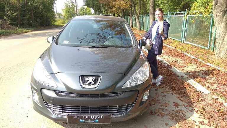 Peugeot 308 2008 р.в. АТ