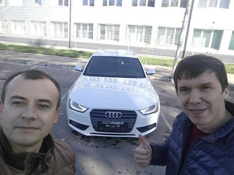 Audi A4 2013 р.в. АТ 2.0 tdi 130 kwt