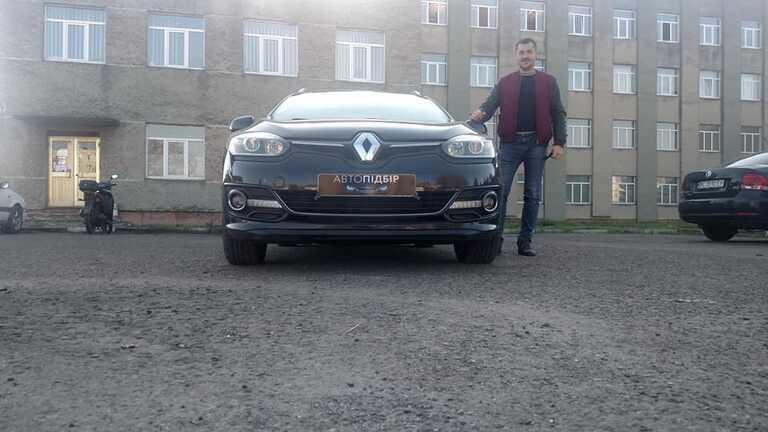 Renault Megane Bose 2014 р.в.
