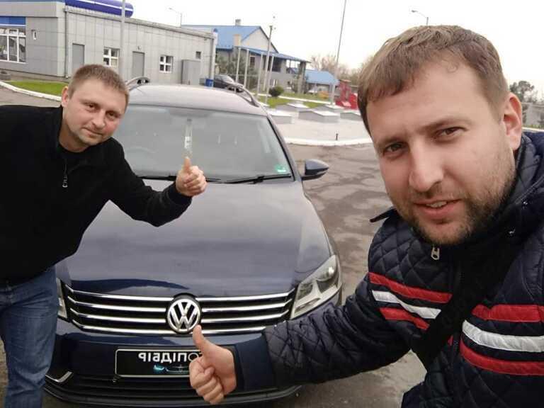 VW Passat B7  2.0 103kwt