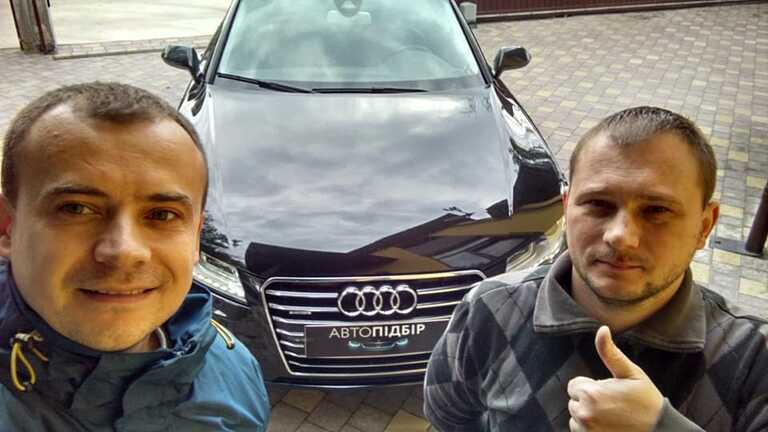 Audi A7 Quattro 2011 р.в. 3.0 tdi