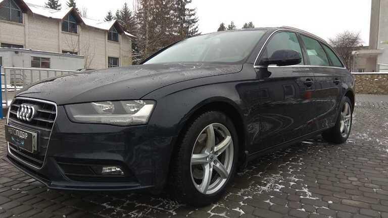 Audi A4 2.0tdi 2012 р.в. АТ
