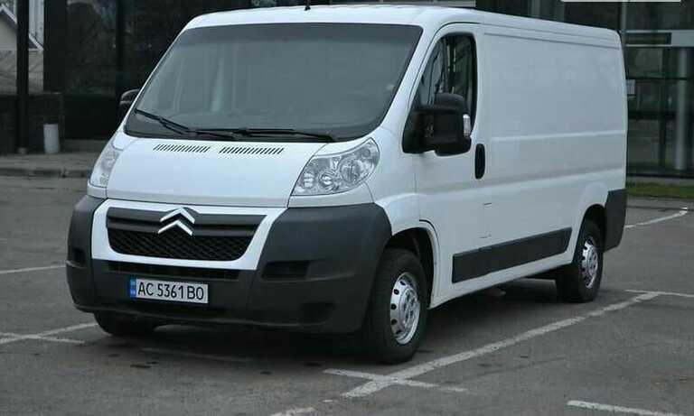 Citroen Jumper 2012 р.в. 2.2 дизель