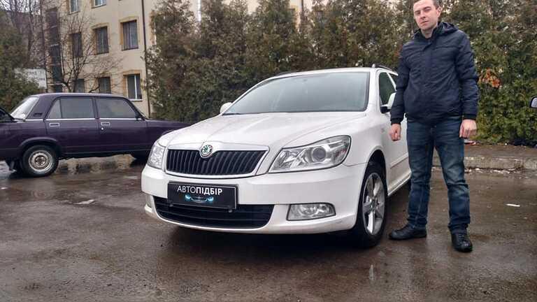 Skoda Octavia A5 2012 р.в. 1.6 tdi