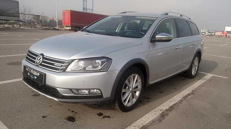VW Alltrack DSG6 2.0 2014