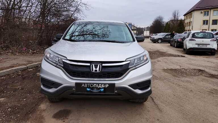 Honda CR-V 2.4  2015