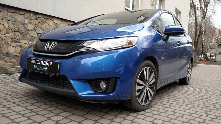 Honda Fit 1.5 АКП 2016