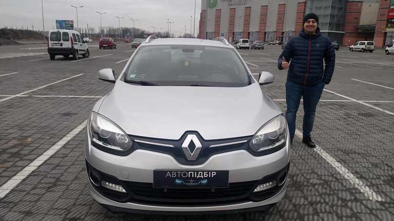 Renault Megane 3 2014