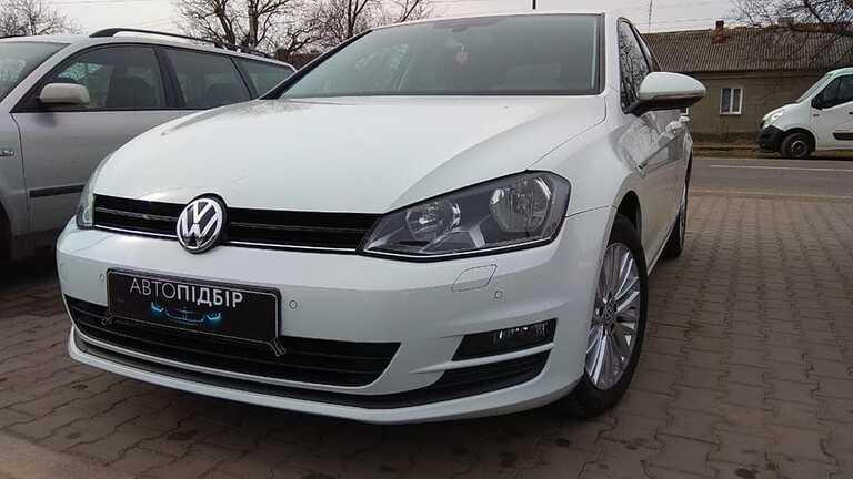 VW Golf 7 1.6 2014