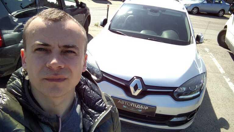 Renault Megane 1.5 2015