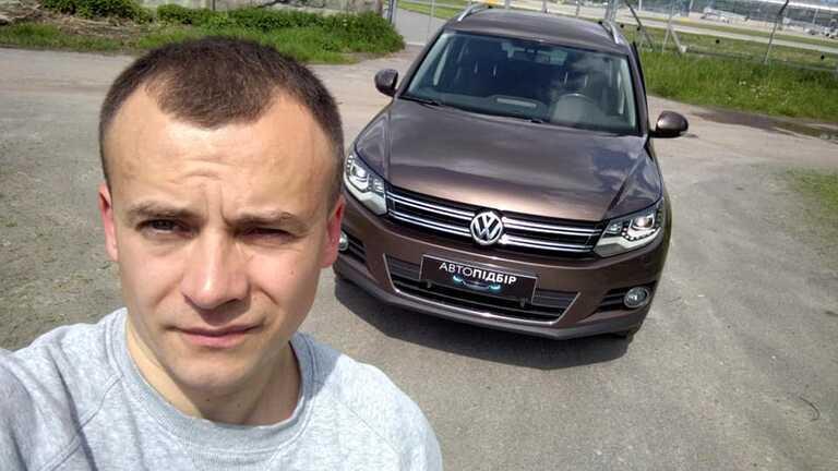 VW Tiguan 2.0 tdi 2014