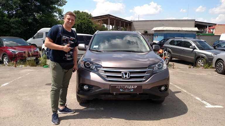 Honda CR-V АКПП 2.4 2013