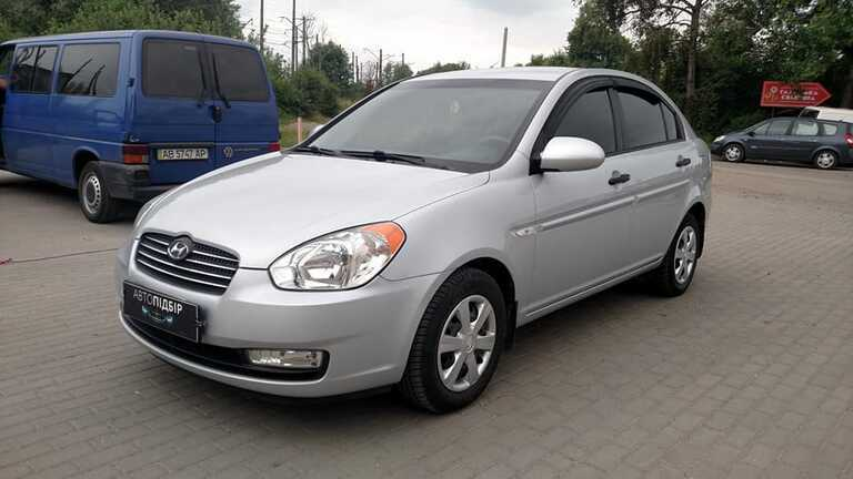 Hyundai Accent 1.4 2007