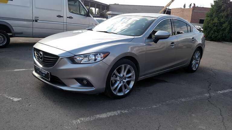 Mazda 6 2.5 Skyactive 2015