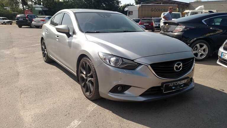 Mazda 6 Офіційна 2.5 АКПП 2014