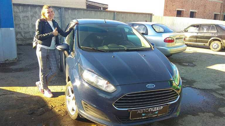 Ford Fiesta 1.0 ecobust  2013