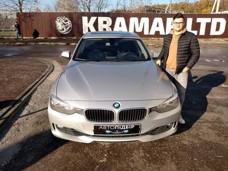 BMW 328 Xdrive 2.0 2015