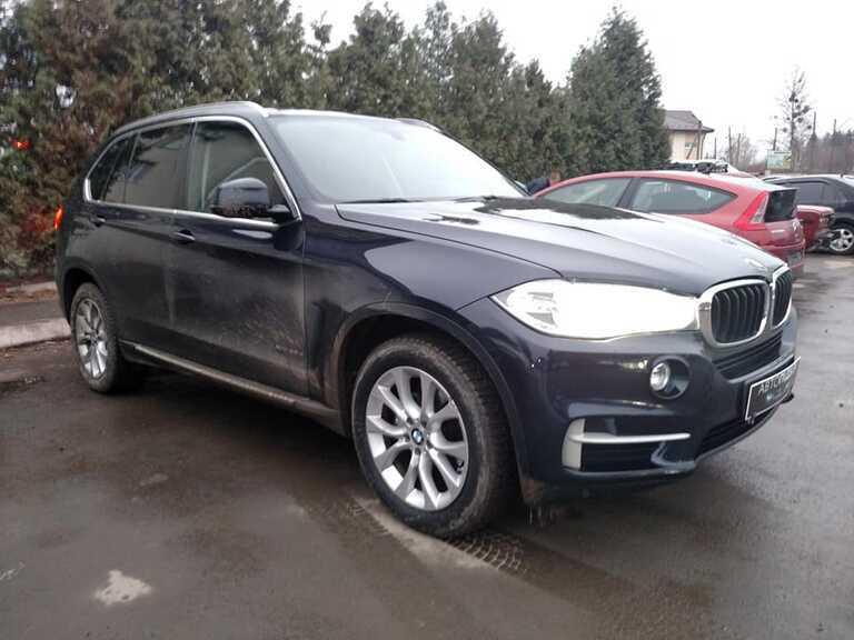 BMW X5 F15 3.0d 2015