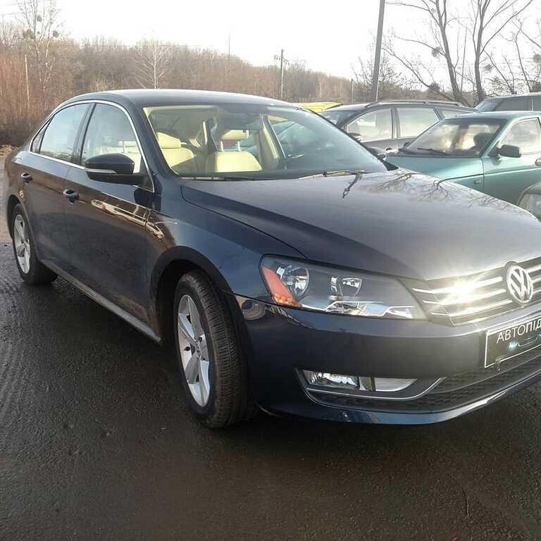 VW Passat 1.8 USA 2015