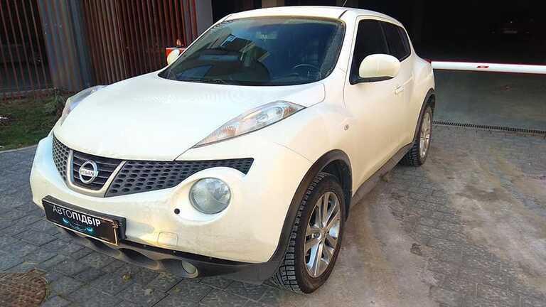 Nissan Juke 1.6 AT 2013