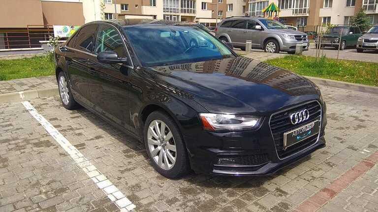 Audi A4 2.0 AT 2014