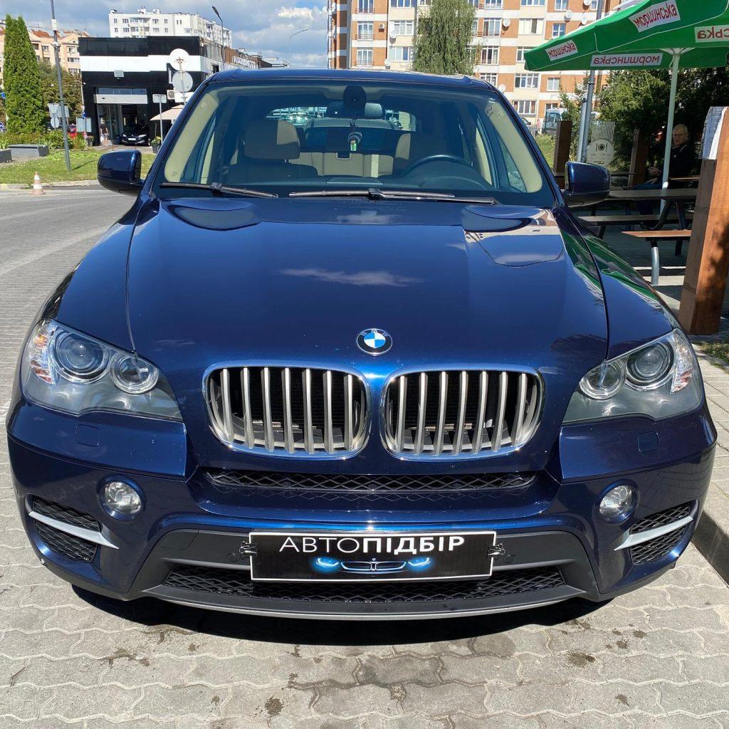 BMW X5 Panorama 3.0D 2011