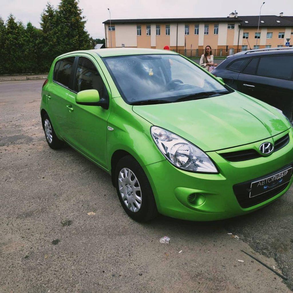 Hyundai I20 AT 1.4 2012