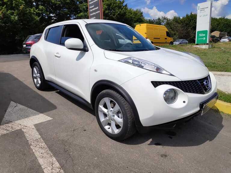 Nissan Juke NAVI 1.6 2012