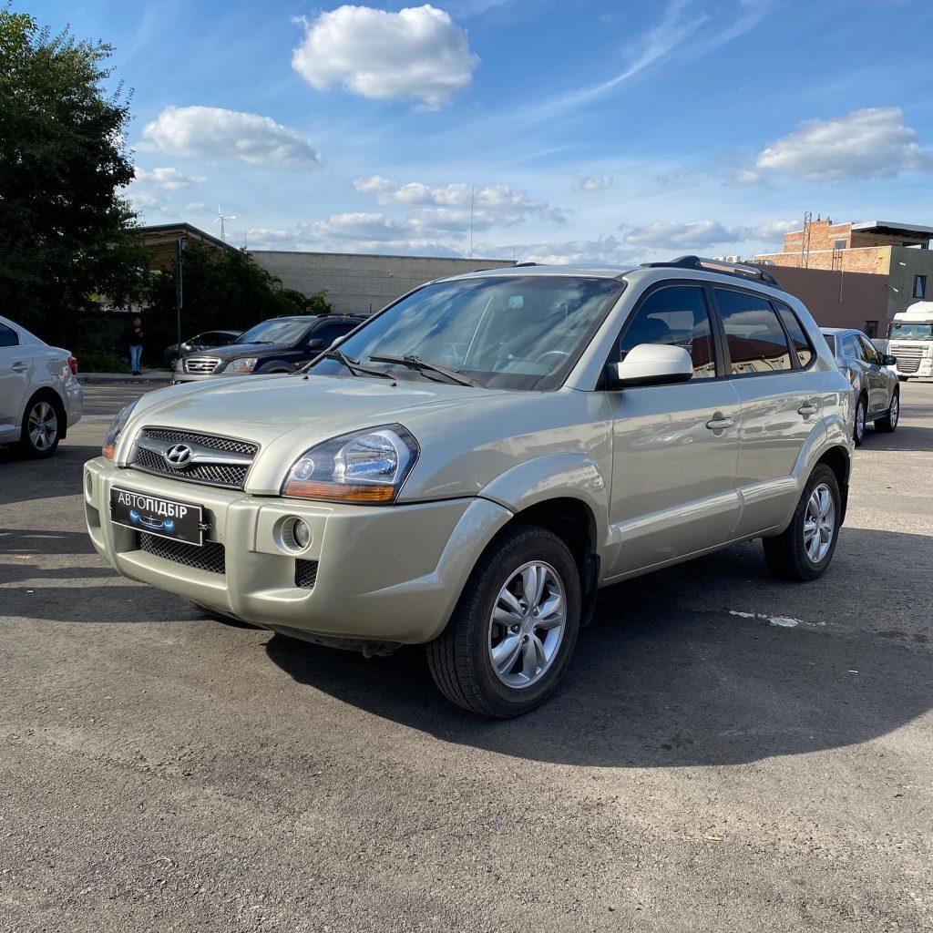 Hyundai Tucson 4×4 AT