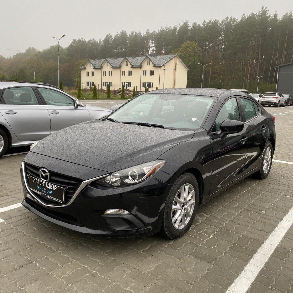 Mazda 3 Black 2.0 AT 2015